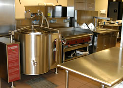 Commercial Kitchen Design by Fisher & Associates Memphis