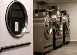 Commercial Laundry Design by Fisher & Associates Memphis